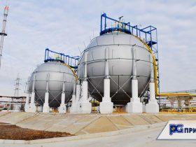 Газово стопанство - обект Булмаркет (3)