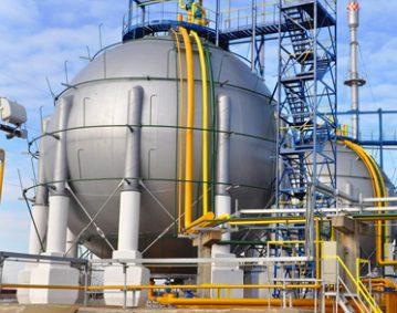 Газово стопанство - обект Булмаркет small