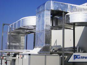 Вентилационна система в Септона