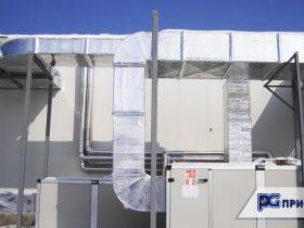 Инсталация с въздуховоди в Септона