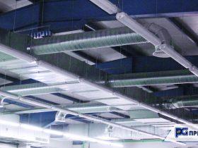 Инсталация с въздуховоди в Септона (4)