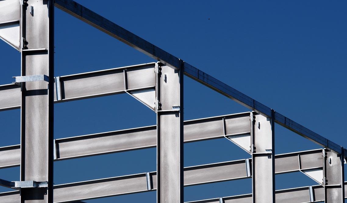 Монтаж на метални конструкции