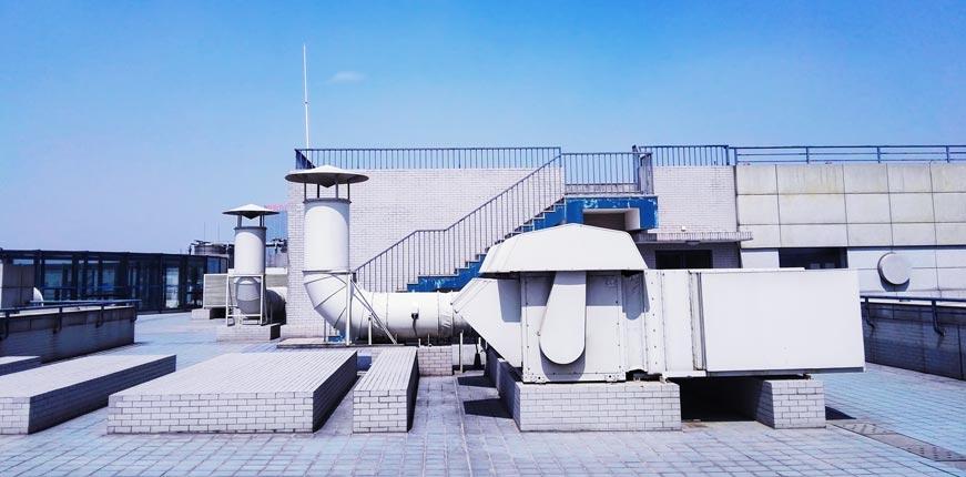 ТВА за индустриално отопление