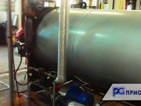 Парокотелна инсталация УМБАЛ Русе (3)